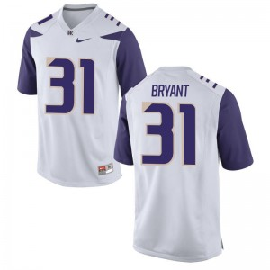 For Men Myles Bryant Jersey Player White Limited Washington Jersey
