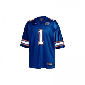 Obama Youth(Kids) Jerseys Florida Gators Game - Blue