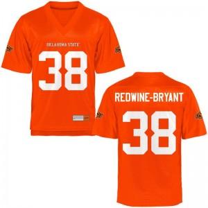 Philip Redwine-Bryant Mens Orange Jerseys Game OK State