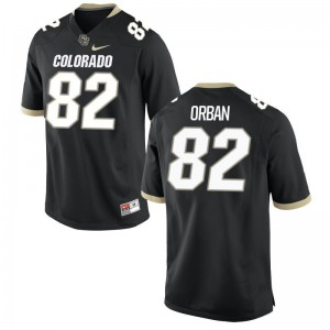 Colorado Black Youth Game Robert Orban Jerseys