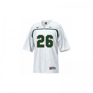 Sean Taylor Hurricanes Jerseys For Men Game Jerseys - White