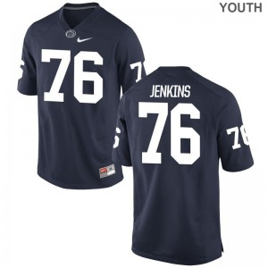 Penn State Sterling Jenkins For Kids Limited Jersey - Navy