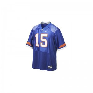 For Kids Game UF Jerseys Tim Tebow Blue Pro Combat Jerseys
