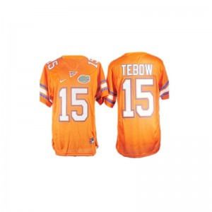 Limited Florida Gators Tim Tebow For Kids Jerseys - Orange