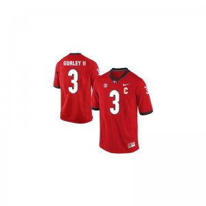 Georgia Bulldogs Todd Gurley For Kids Limited Jerseys Red