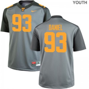 Trevor Daniel Tennessee Jersey Youth Limited Gray