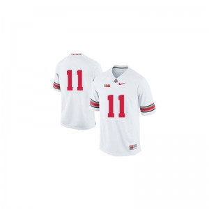 Vonn Bell Men Ohio State Buckeyes Jersey White Game Official Jersey