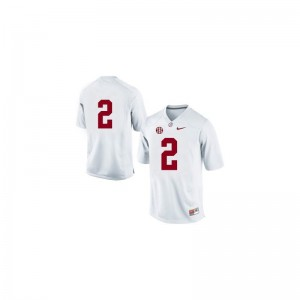University of Alabama Derrick Henry Jerseys Game Youth #2 White