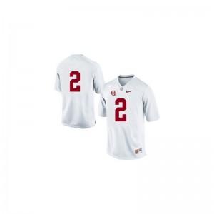 Derrick Henry University of Alabama Jerseys #2 White Limited Kids