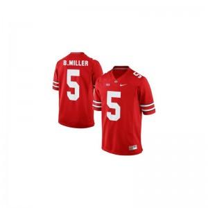 #5 Red Braxton Miller Jersey OSU Buckeyes Kids Limited